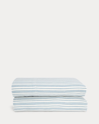 McKensie King Striped Sheeting