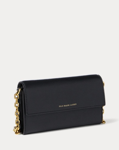 32cd3b42194 Women's Wallets, Clutches, & Handbag Straps | Ralph Lauren
