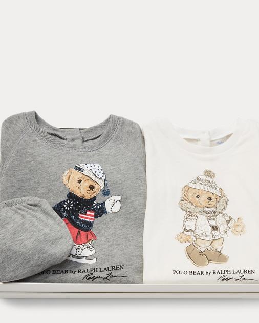 7971634af7 Polo Bear 2-Piece Gift Set