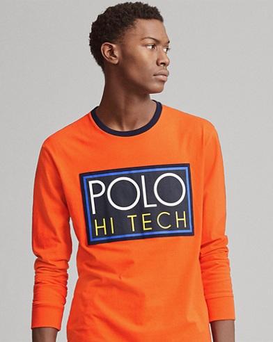 Classic Fit Hi Tech T-Shirt