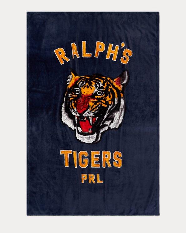Polo Tiger Throw Blanket