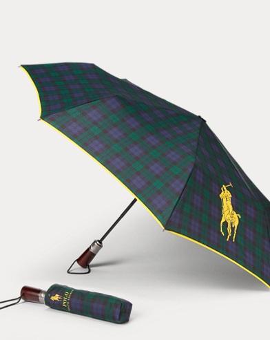 Small Black Watch Umbrella