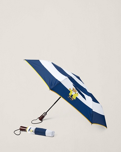 Polo Bear Collapsible Umbrella