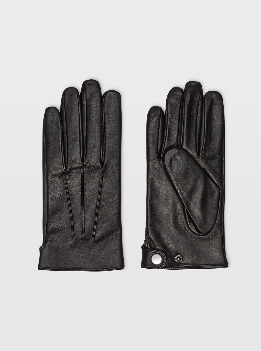 LEATHER SNAP GLOVE