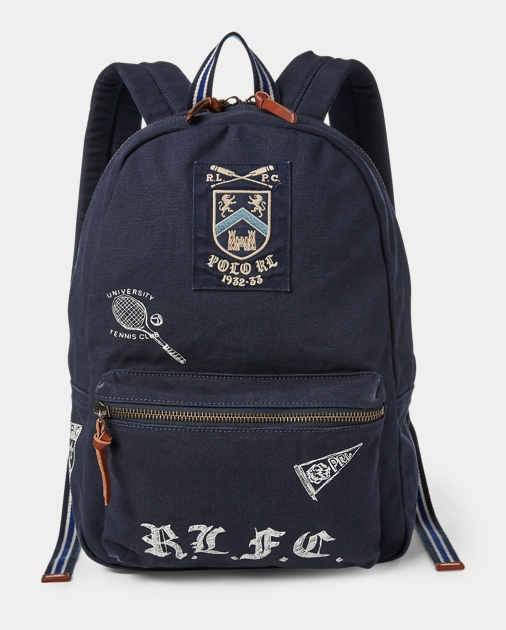 Boathouse Backpack by Ralph Lauren