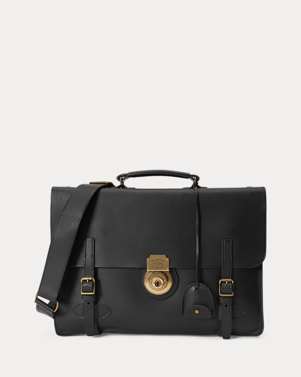 Heritage Leather Briefcase