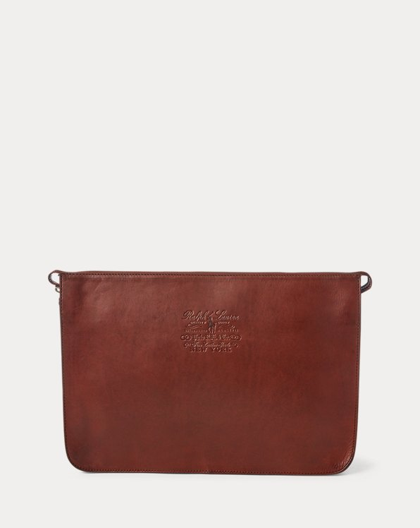 Heritage Leather Folio