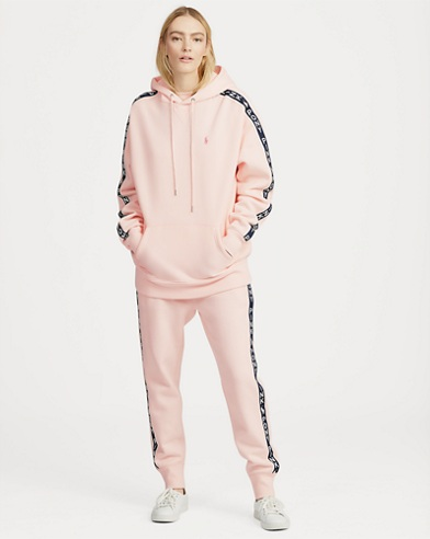 Jogginghose mit Pink Pony