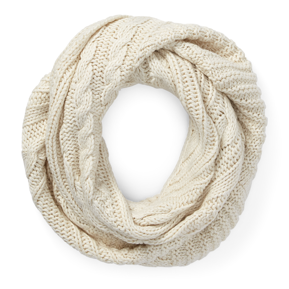 b2c9d7175 Cable Infinity Scarf