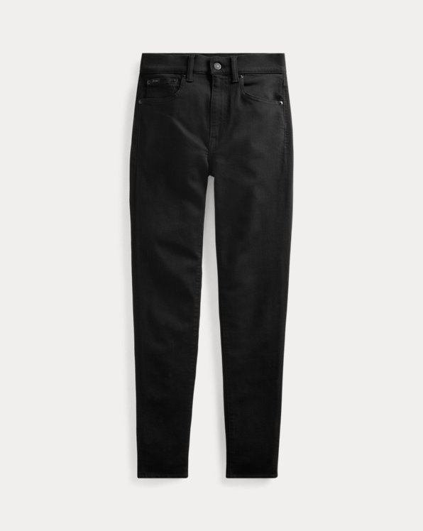 Jean skinny Tompkins taille haute