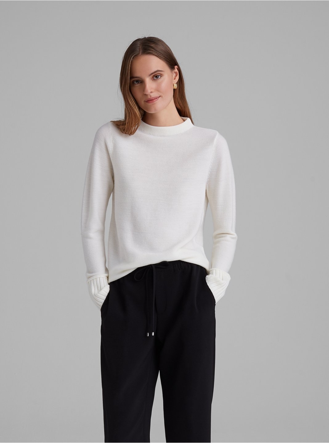Tommie Merino Sweater