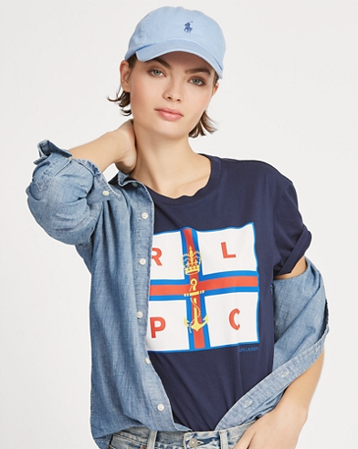 RLPC Flag Cotton Tee