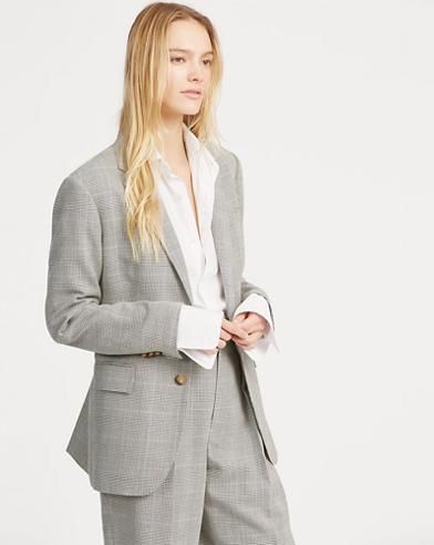 Women S Blazers Cotton Wool More Ralph Lauren