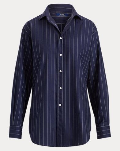 6f5763e09471f4 Pinstripe Twill Shirt. Take ...