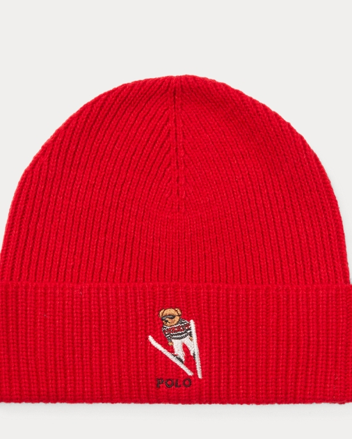 8c08ee07f Ski Bear Knit Hat
