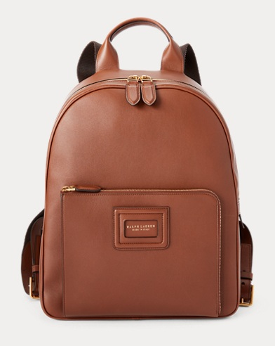 Calfskin ID Backpack