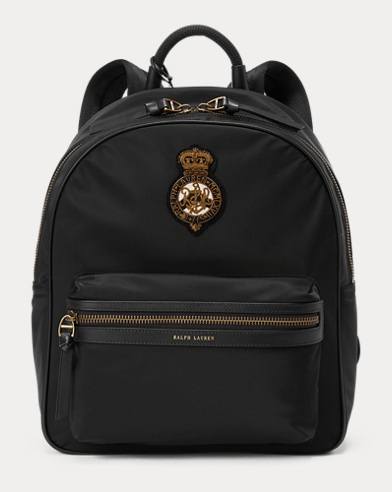 Bullion-Patch Backpack