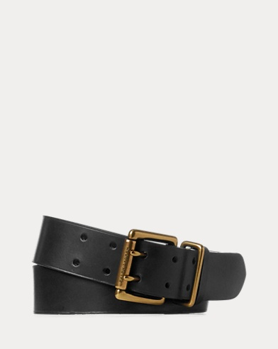 Roller-Buckle Belt