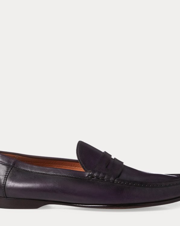 Chalmers Burnished Calf Loafers
