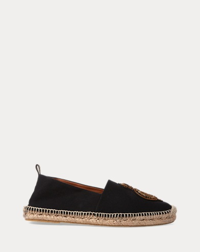 Bowsworth Crested Espadrille