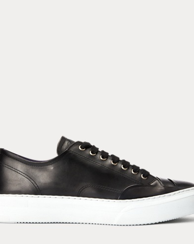 Hensyn Calfskin Low-Top