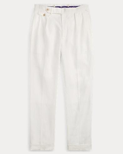 Gregory Linen Suit Trouser