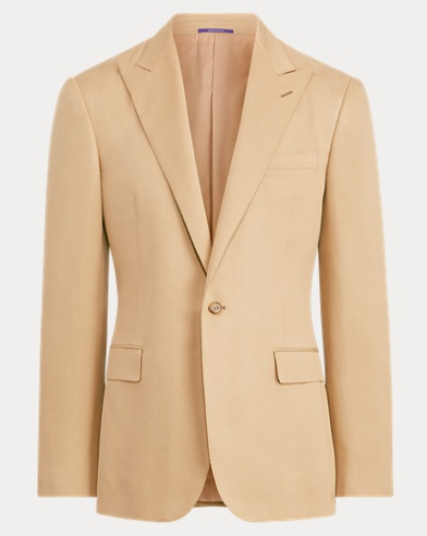 Gregory Twill Sport Coat
