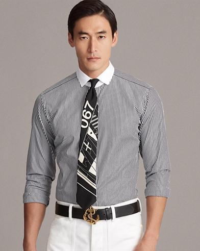 Bengal-Stripe Shirt