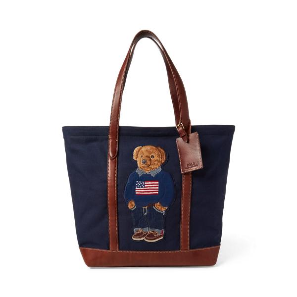 Polo Ralph Lauren 50th Anniversary Tote Bag