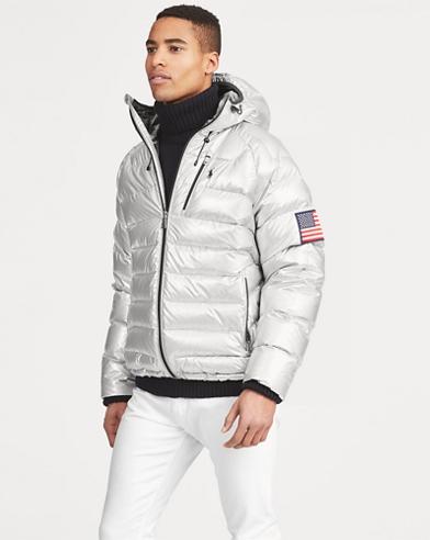 Glacier Heated Down Jacket