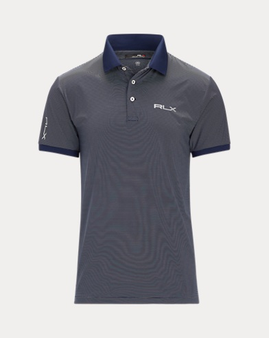 Polo de golf Custom Slim Fit