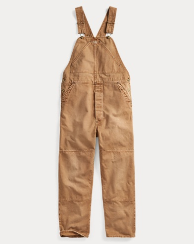 Cotton Canvas Overall