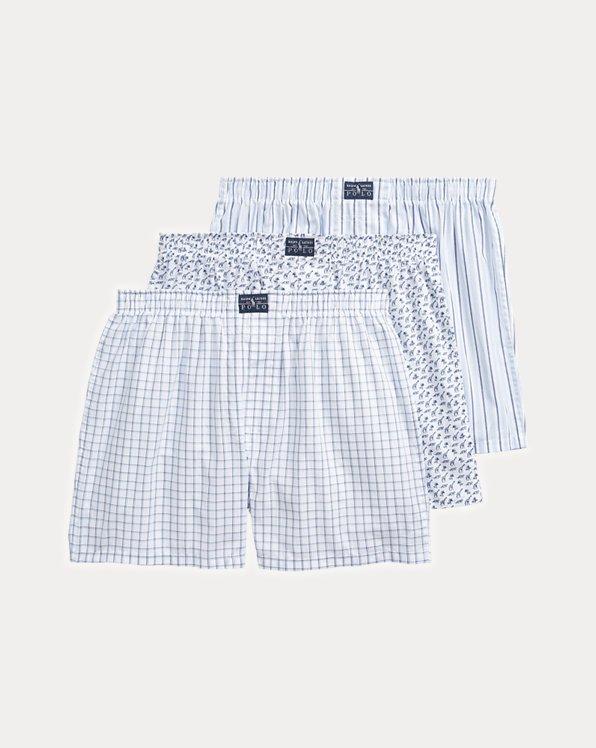 Cotton Boxer 3-Pack