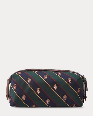 4479ec69ec8e Patchwork Tie-Silk Shaving Kit. Polo Ralph Lauren