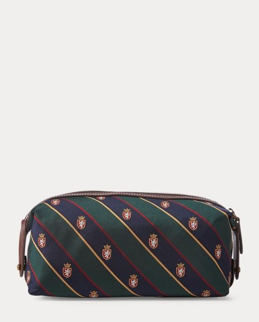 525f6844178f Polo Ralph Lauren Patchwork Tie-Silk Shaving Kit 3