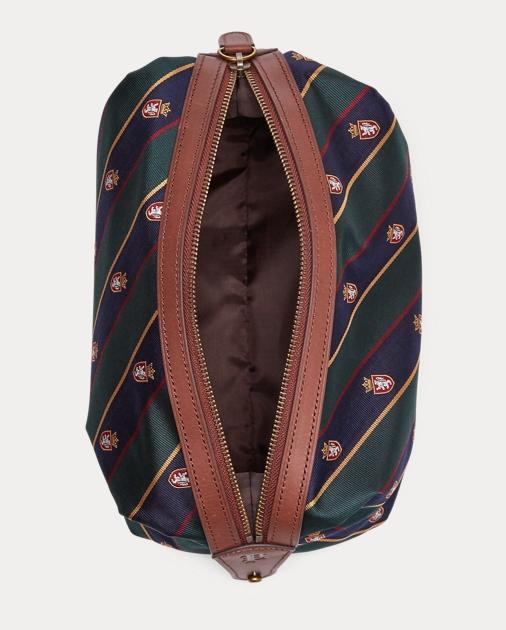 dd6c50e6ed26 Polo Ralph Lauren Patchwork Tie-Silk Shaving Kit 4