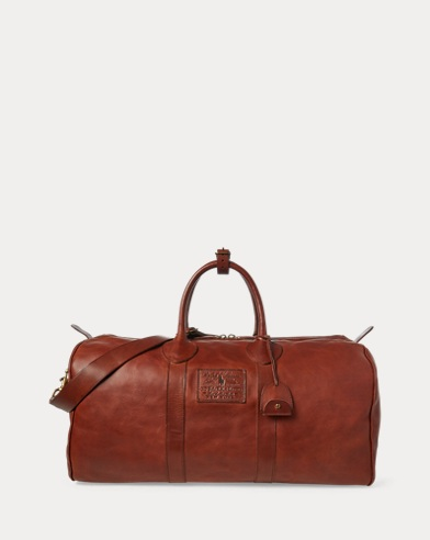 161c0b4ee8 Leather Proprietor Duffel