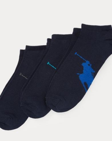 3 paires de chaussettes en coton
