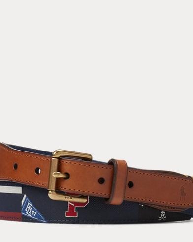 Repp Tie Belt