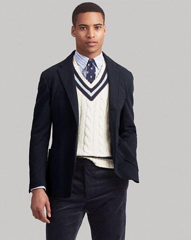 Morgan Knit Suit Jacket
