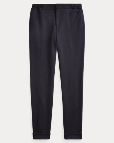 Polo Knit Suit Trouser