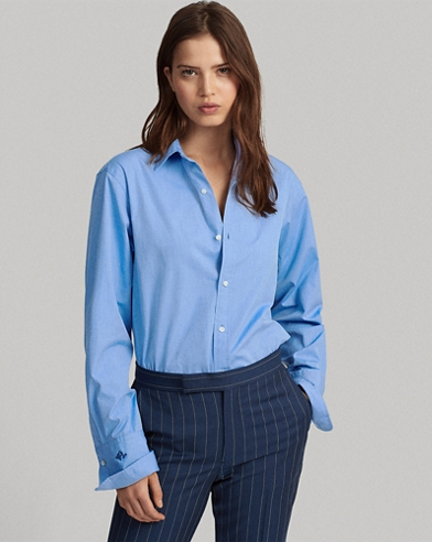 Monogram Cotton Shirt