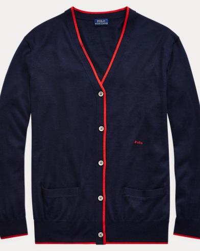 Cashmere-Blend Cardigan. Polo Ralph Lauren 0f144dce8