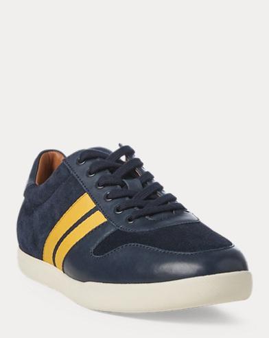 Sneaker Camilo in camoscio