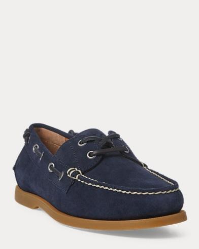 840d195e8 Merton Suede Boat Shoe. 20% Off Selected Colours. Polo Ralph Lauren