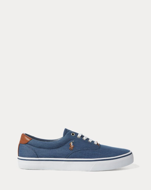 Thorton Washed Twill Sneaker