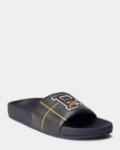 1fef07b7c995 Cayson Tiger Slide Sandal. Polo Ralph Lauren