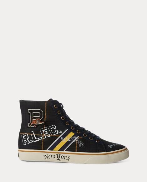Solomon Tartan Sneaker