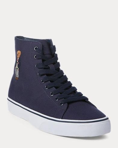 Solomon Bear High-Top Trainer