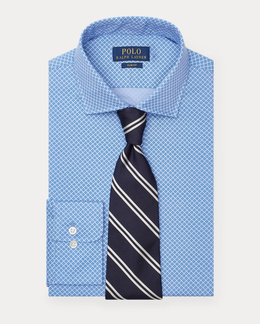 af824868e Polo Ralph Lauren Camisa Oxford con rombos Slim Fit 1